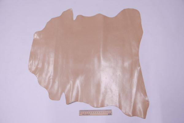 Кожа МРС, бежево-розовая, 28 дм2.-103157