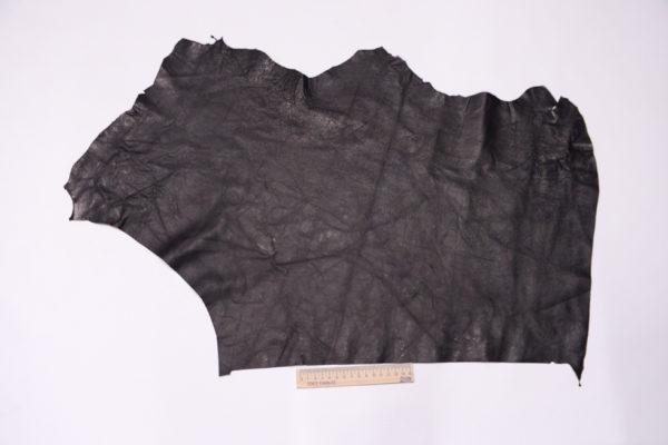 Кожа МРС, чёрная, 28 дм2.-103204