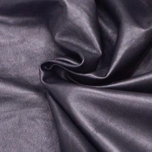 Кожа одёжная МРС, чёрная, 112 дм2.-103220