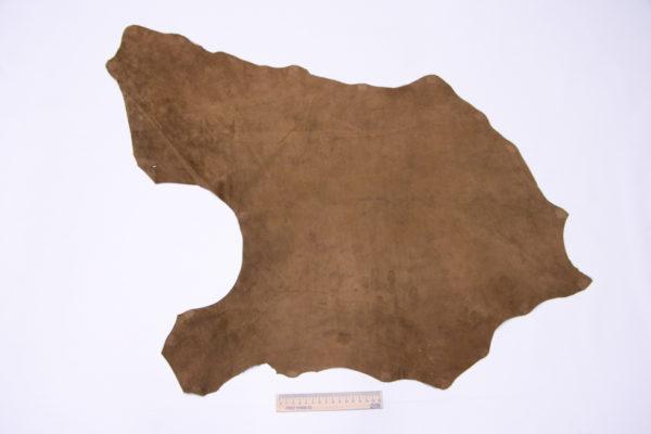 Велюр МРС, коричневый, 28 дм2. Russo di casandrino S.p.A.-103253
