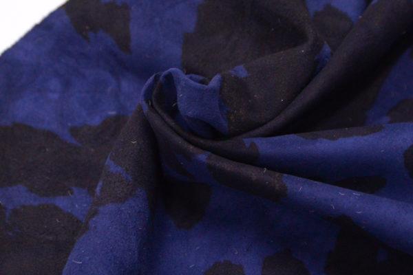 Велюр МРС, сине-чёрный, 62 дм2, Russo di Casandrino S.p.A.-103270