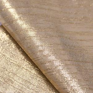 Кожа МРС с тиснением , золотистая, 51 дм2.-103303