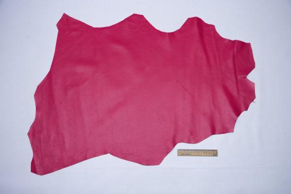 Кожа МРС, малиновая, 51 дм2, AL.VI.PEL S.R.L. S.p.A.-104025