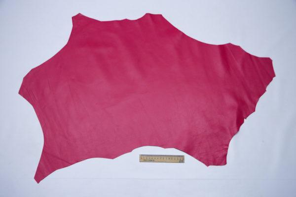 Кожа МРС, малиновая, 38 дм2, AL.VI.PEL S.R.L. S.p.A.-104026