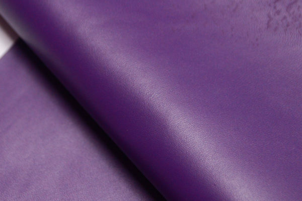 Кожа МРС, фиолетовая, 45 дм2.-104139