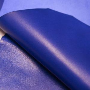 Кожа МРС, синяя, 36 дм2.-106013