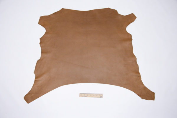 Кожа МРС, коричневая, 42 дм2.-106036