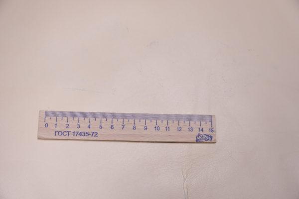 Кожа МРС, кремовая, 53 дм2.-106046