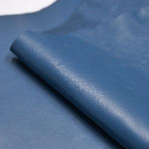 Кожа МРС, серо-синяя, 55 дм2.-106057