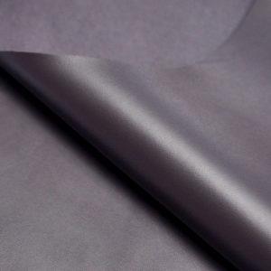 Кожа МРС, тёмно-баклажанная, 44 дм2.-106072