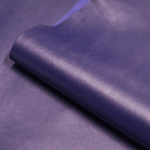 Кожа МРС, тёмно-синяя, 60 дм2.-106075