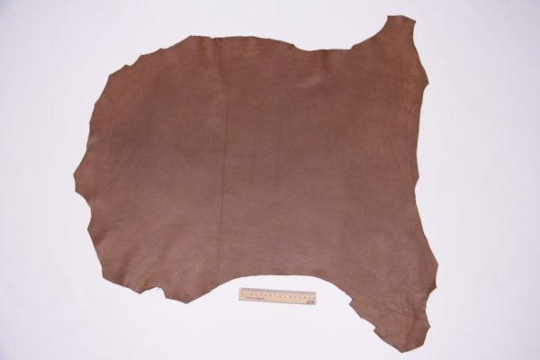 Кожа МРС, коричневая, 46 дм2.-106097
