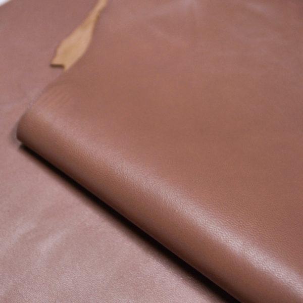 Кожа МРС, розово-коричневая, 53 дм2.-106105