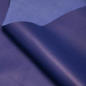 Кожа МРС, синяя, 51 дм2.-106144