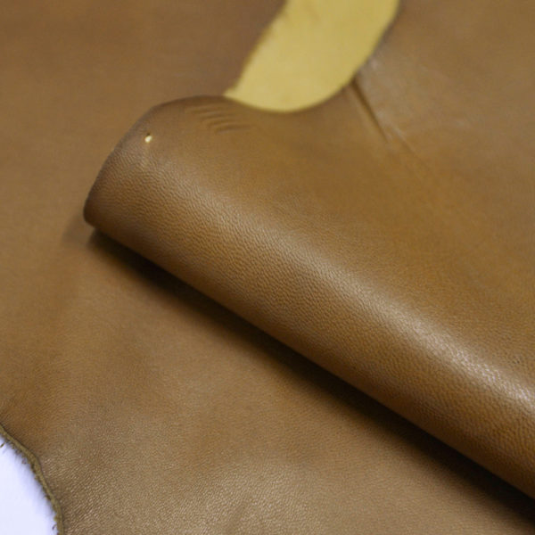 Кожа МРС, светло-коричневая, 51 дм2.-106150
