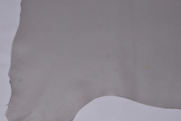 Кожа МРС, серый с перламутром, 47 дм2.-114649