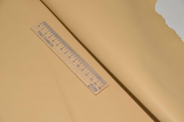 Кожа МРС, светло-песочная, 21 дм2.-114680