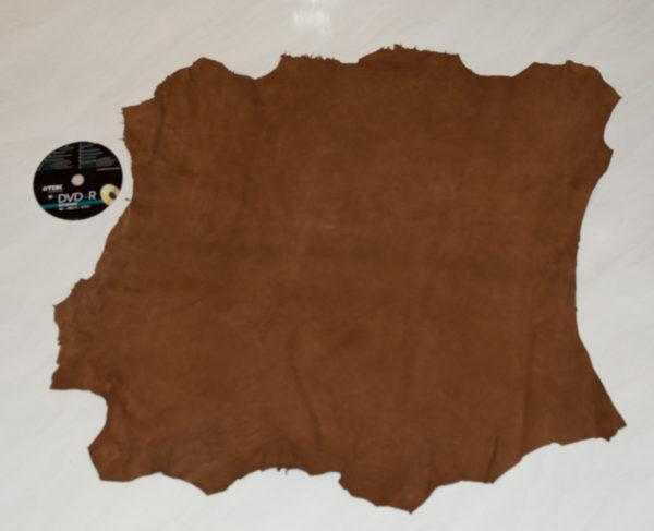 Велюр МРС, коричневый, 39 дм2.-742084