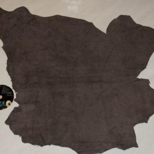Велюр МРС, коричневый, 42 дм2.-742086