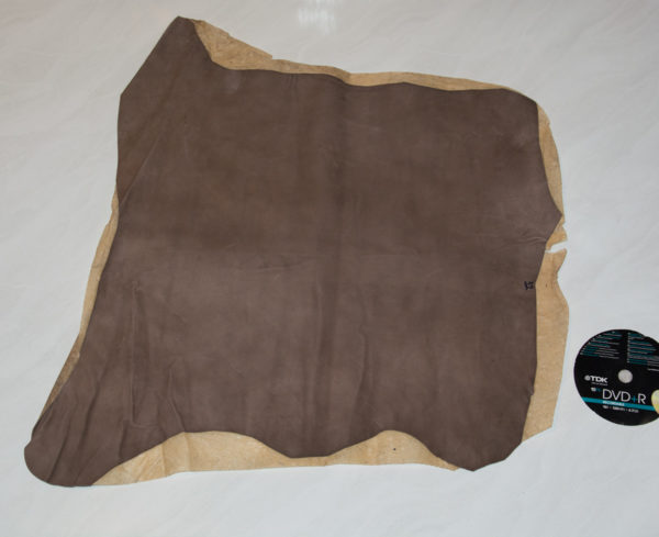 Велюр МРС, светло-коричневый, 28 дм2-742098