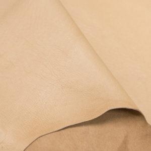 Кожподклад свиной, песочный, 94 дм2.-990135