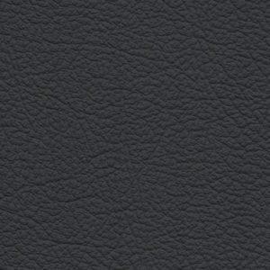 PU фактурная кожа Швайцер (Schweitzer), чёрная - PU001M