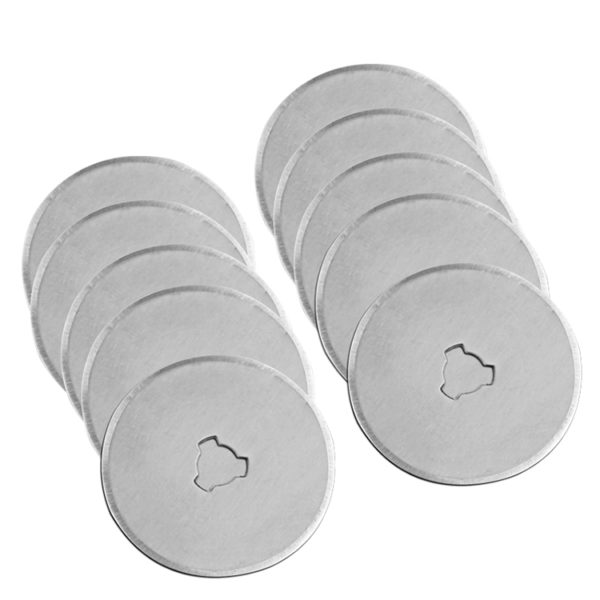 Запасные лезвия для роликового ножа (28 мм)-1126