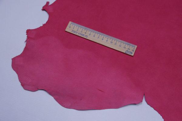 Велюр МРС, малиновый, 31 дм2.-105002