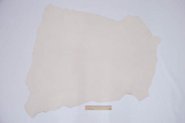 Кожа МРС, кремовая, 52 дм2, Russo di Casandrino S.p.A.-105124