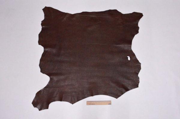 Кожа МРС, коричневая, 41 дм2.-105126