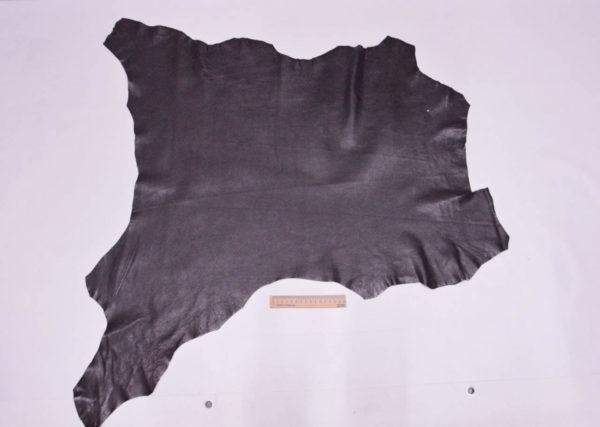 Кожа МРС, тёмно-бордовая, 49 дм2.-105128