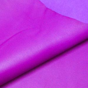 Кожа МРС, ярко-фиолетовая, 50 дм2, Russo di Casandrino S.p.A.-105176