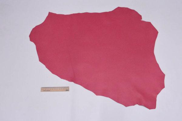 Кожа МРС, коралловая, 35 дм2, Russo di Casandrino S.p.A.-105180