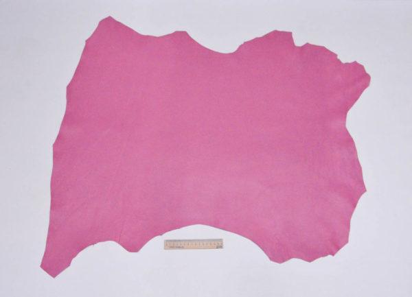 Кожа МРС, розовая, 63 дм2, Russo di Casandrino S.p.A.-105184