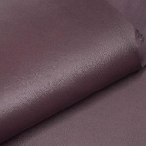 Кожа МРС, бордовая, 52 дм2.-105196
