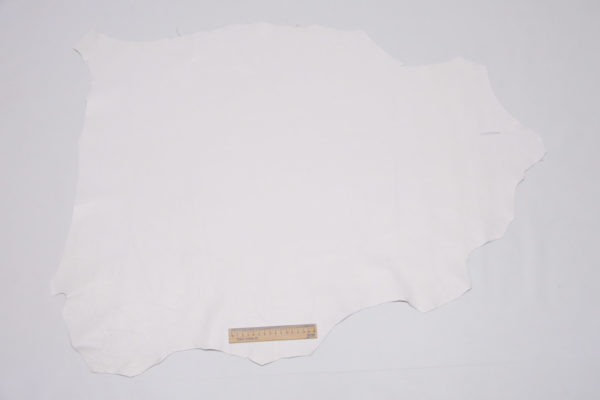 Кожа МРС, белоснежная, 58 дм2.-106196