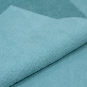 Нубук КРС, светло-бирюзовый, 151 дм2.-501105