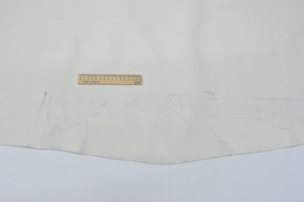 Кожа КРС, доллар (Dollaro), молочная, 166 дм2, LUFRAN S.r.l.-501131