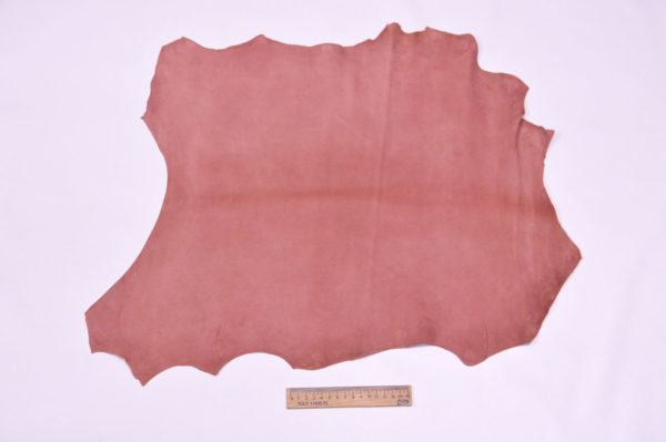Велюр МРС, бледно-розовый, 27 дм2.-107027