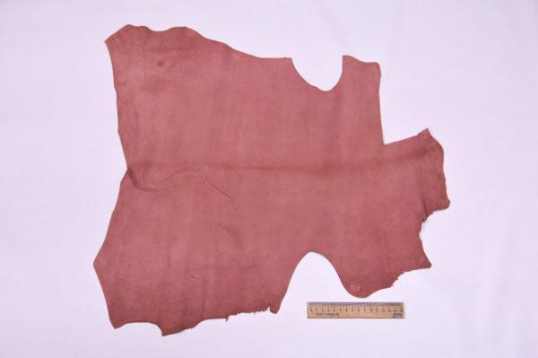 Велюр МРС, бледно-розовый, 25 дм2.-107028