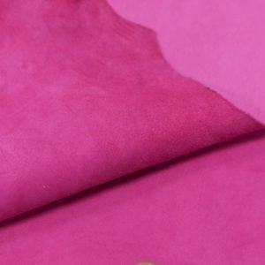 Велюр МРС, малиновый, 39 дм2.-107031