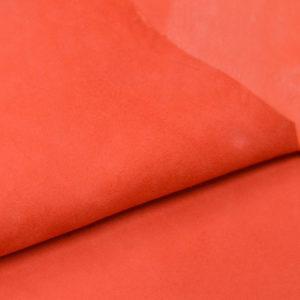 Велюр МРС, морковный, 31 дм2.-107037