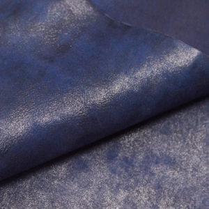 Велюр МРС с напылением, синий, 28 дм2.-107041