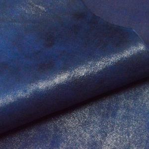 Велюр МРС с напылением, синий, 26 дм2.-107046