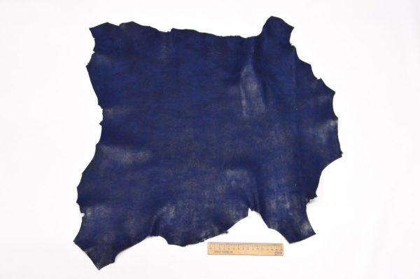 Велюр МРС с напылением, синий, 29 дм2.-107047