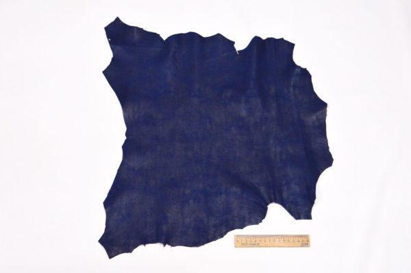 Велюр МРС с напылением, синий, 25 дм2.-107048