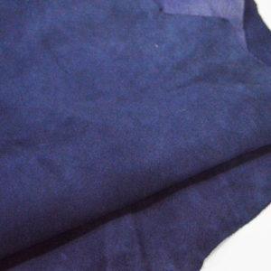 Велюр МРС (коза), синий, 41 дм2.-107067