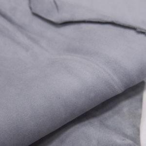 Велюр МРС (коза), серо-голубой, 34 дм2.-107086