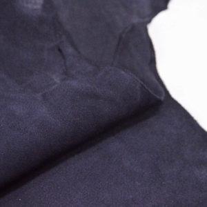 Велюр МРС (коза), тёмно-синий, 36 дм2.-107090