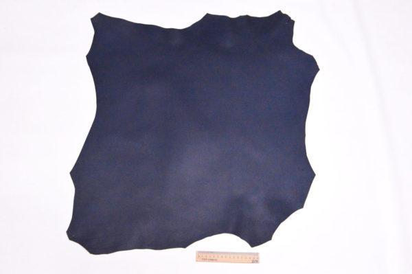 Кожа МРС, синяя, 43 дм2, Russo di Casandrino S.p.A.-107120